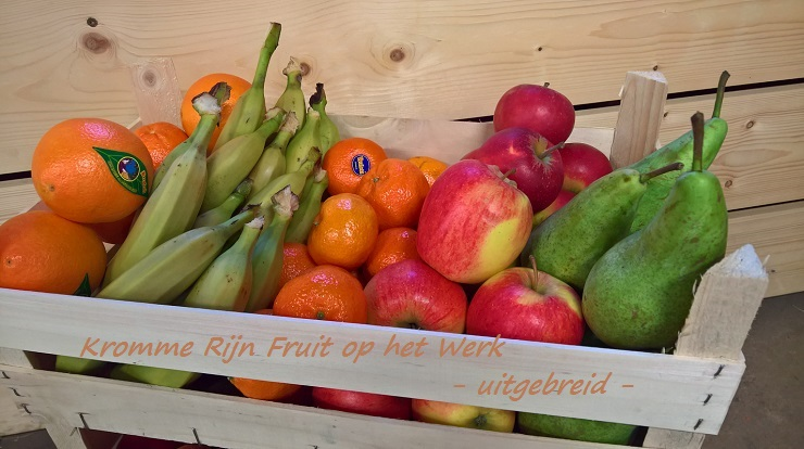 Fruit Op Kantoor : Fruitmand online bestellen voor levering op het werk of thuis